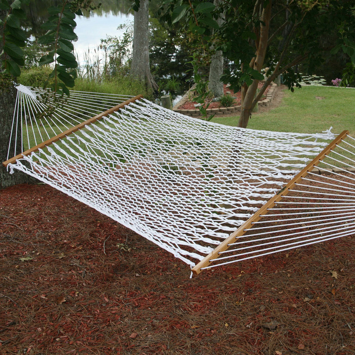 Large Polyester Rope Hammock