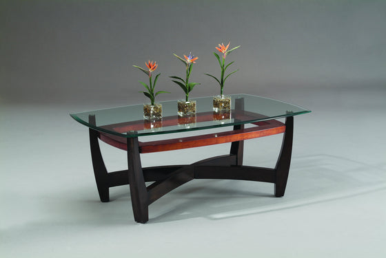 Elation Rectangular Cocktail Table