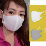 2X Face Mask, Filter Washable, Reusable Water Proof Non Woven, Most Breathable - USA Shop Center