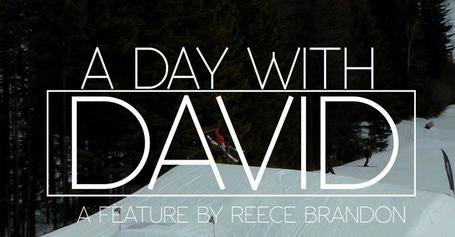 VIDEO: A day with David