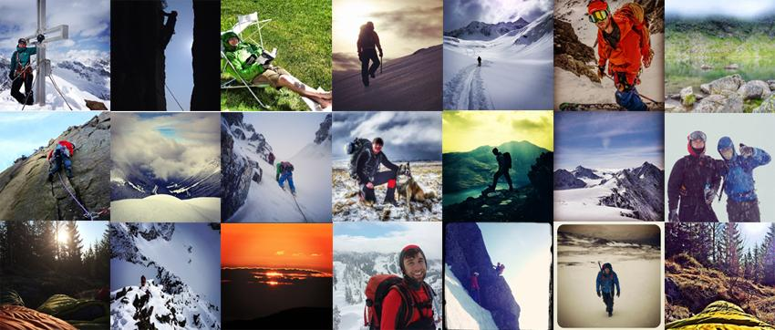 Instagram: Follow us and share your adventures