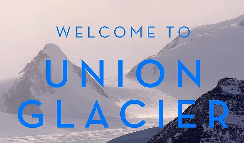 VIDEO: Welcome to Union Glacier