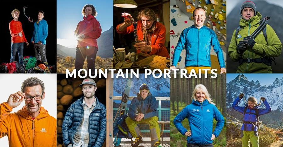 Introducing Mountain Portraits