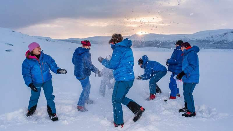 Ice Maidens Become First All-Female Team To Cross Antarctica