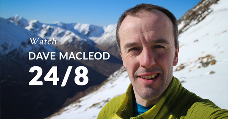 Watch Dave MacLeod's 24|8 Film