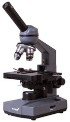 Levenhuk 320 Plus - Compound Student Microscope Side View