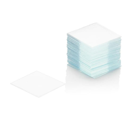 Microscope Slide Cover Glass (100 pcs) - LabEssentials, Inc.