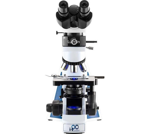 i4 Lumin Epi-Fluorescence Microscope - LabEssentials, Inc.