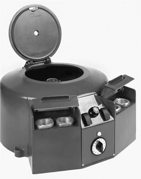 720 Heated Centrifuge - LabEssentials, Inc.