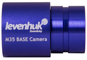 Levenhuk M35 BASE Microscope Camera - Side View