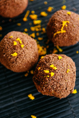 Jaffa Paleo Power balls