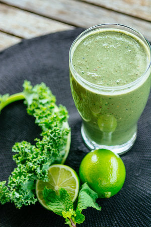 Powerstart green Paleo smoothie