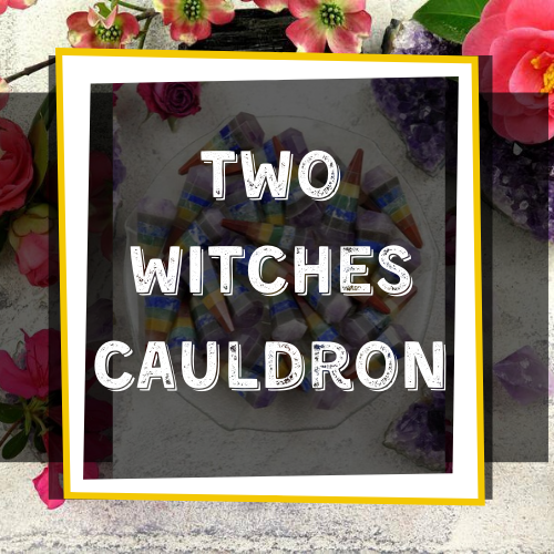 Two Witches Cauldron