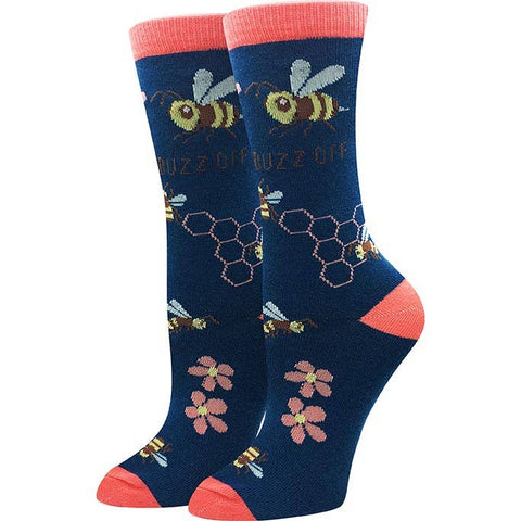 Buzz Off Socks