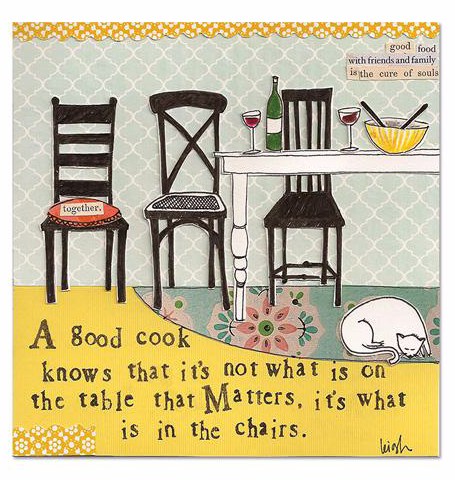 In the Chairs by Curly Girl Designs