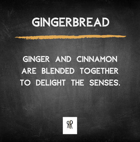 Gingerbread - Flavored Gourmet Coffee