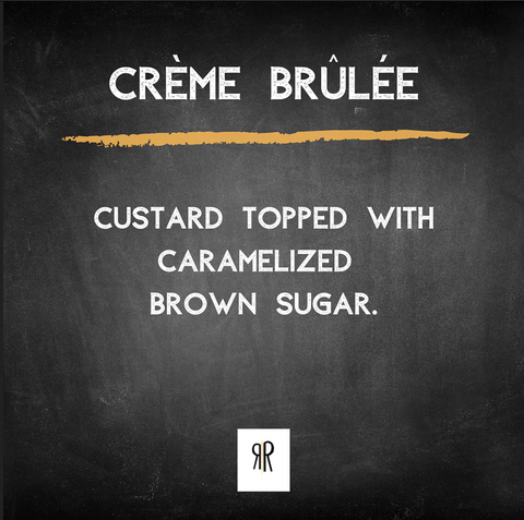 Creme Brulee - Flavored Gourmet Coffee