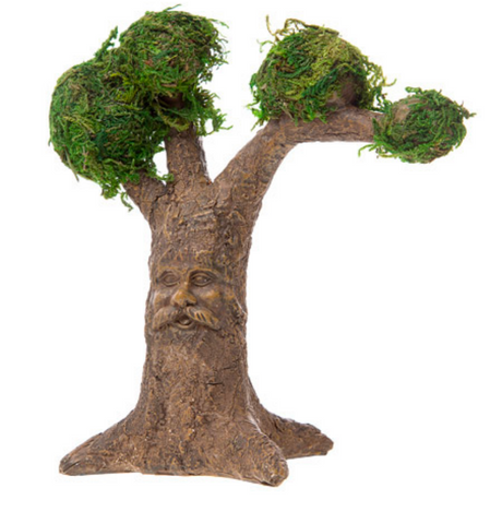 FAIRY GARDEN | Tree Man with Moss