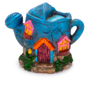 FAIRY GARDEN | Watering Can Fairy House