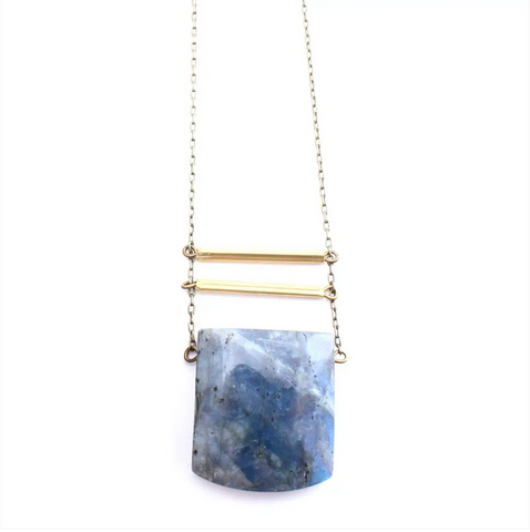 JEWELRY | labradorite eliza necklace