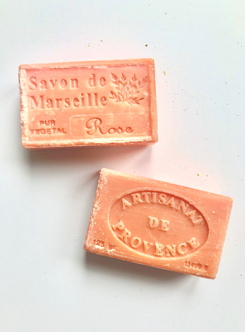 BATH | rose savon de marseille