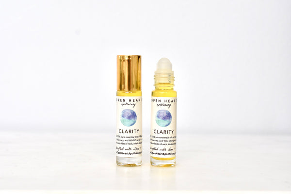 CLARITY: essential oil roller