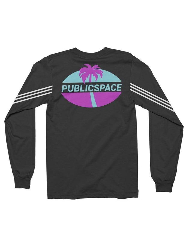 1-800-VAPOR long sleeve t - Public Space xyz - vaporwave aesthetic clothing fashion, kawaii, pastel, pastelgrunge, pastelwave, palewave