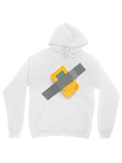 art basel gameboy cotton hoodie