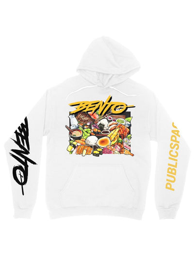 special edition bento boy cotton hoodie