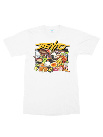 bento boy cotton t-shirt