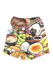 bento boy basketball shorts
