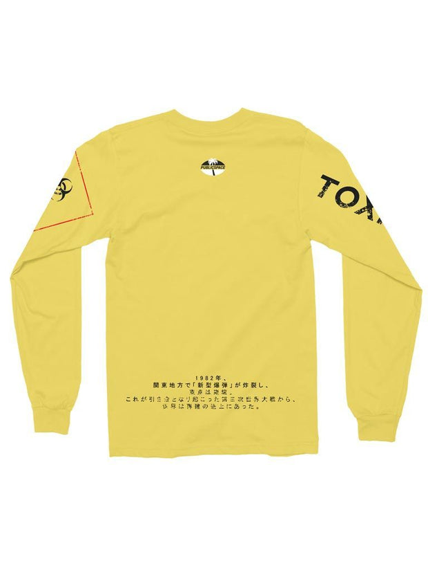 biohazard long sleeve t