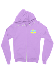 dancing wildly zip hoodie - Public Space xyz - vaporwave aesthetic clothing fashion, kawaii, pastel, pastelgrunge, pastelwave, palewave