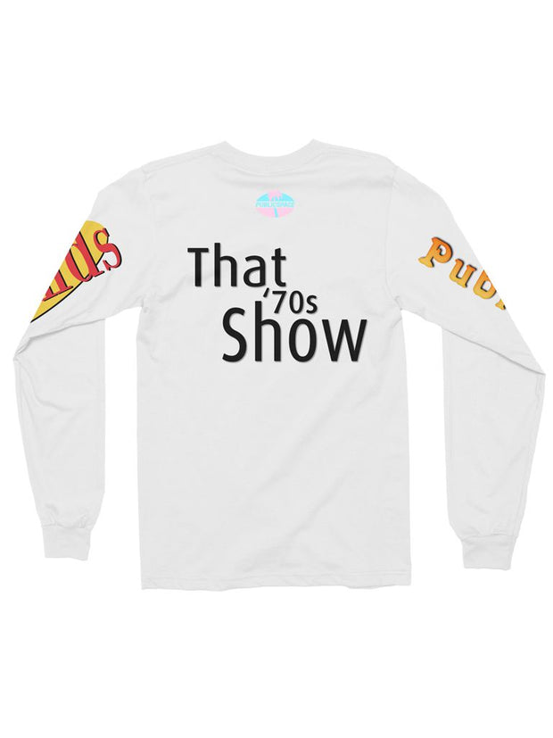 sitcom mix long sleeve t