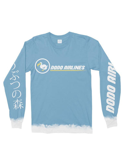 d0d0 airlines long sleeve t