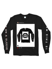 meta long sleeve t