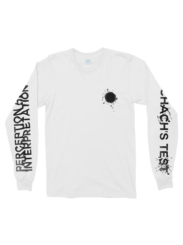 rorschach test long sleeve
