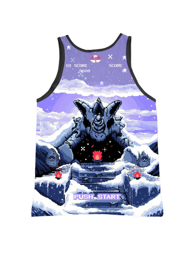 mountain shrine tank