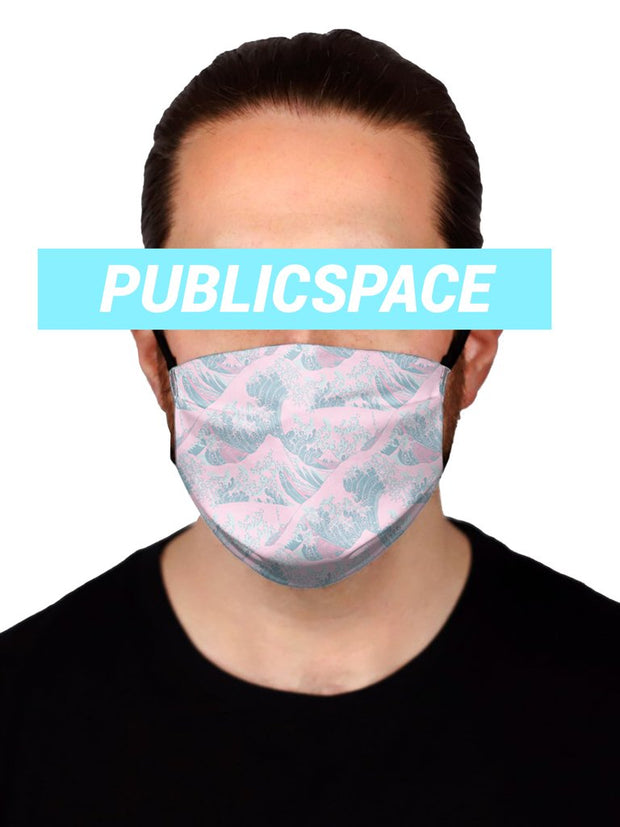 palewave cloth face mask (non medical)