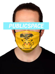 pika cloth face mask (non medical)