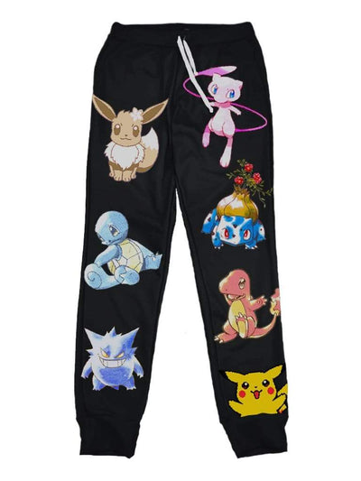 pokemon party joggers