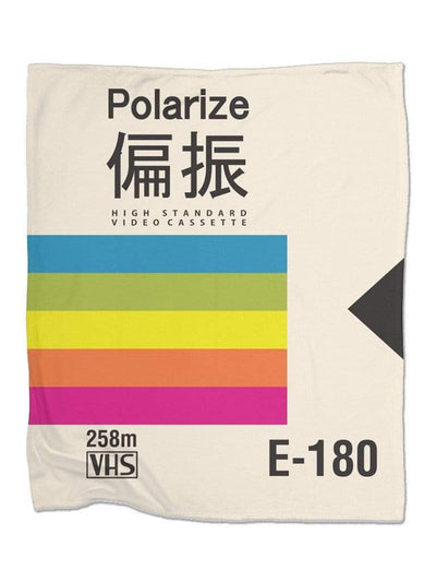 polarize fleece blanket