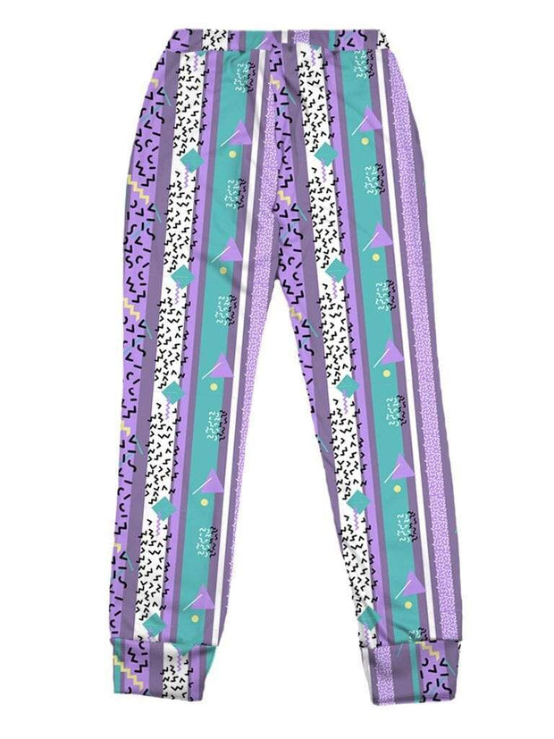 purple haze joggers