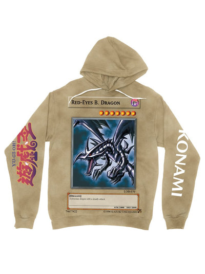 red-eyes b dragon hoodie