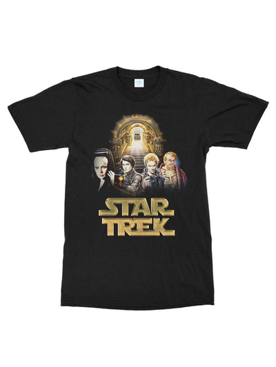space opera (cotton) t-shirt