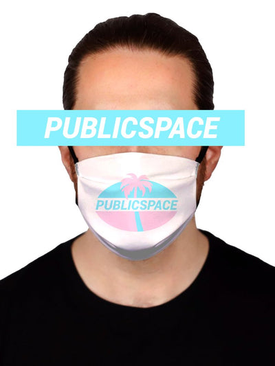publicspace cloth face mask (non medical)