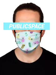 gameboy 4ever cloth face mask (non medical)