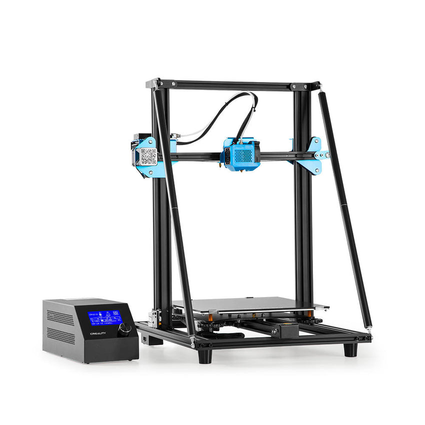 Creality 3D CR-10 V2 3D Printer DIY Kit 300*300*400mm Print Size with TMC2208 Ultra-mute Driver Support Power Resume/BL-touch
