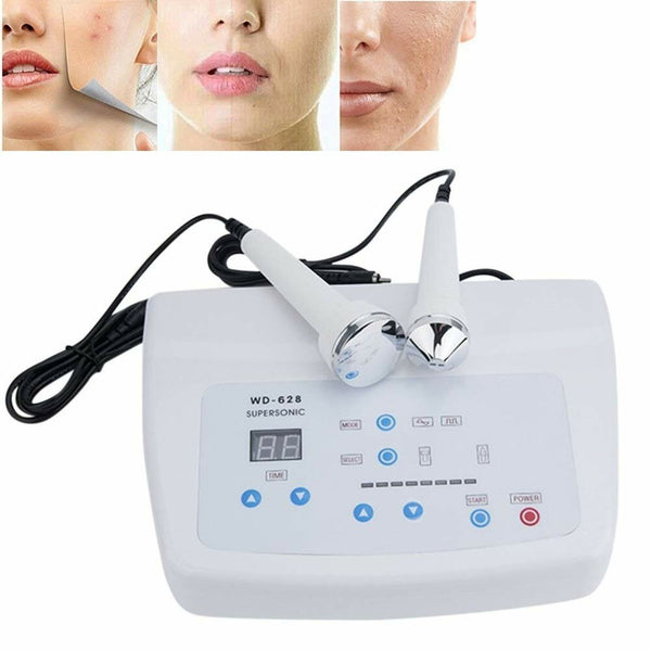 Ultrasonic Beauty Equipment Facial Detoxification Wrinkle Whitening Skin Rejuvenation Beauty Device