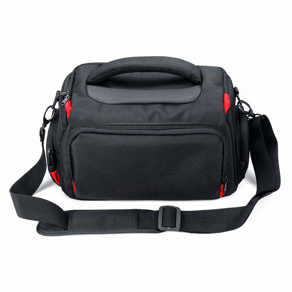 Waterproof Protective Large DSLR Camera Shoulder Bag Waist Bag Handbag Case Travel Carrying